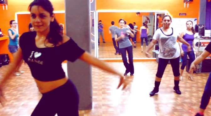 Taller de Salsa estilo de mujer en Mérida con Laura Sauri